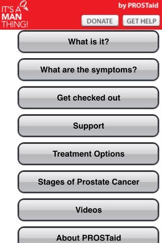 itsaMANTHING - Prostate Cancer - náhled