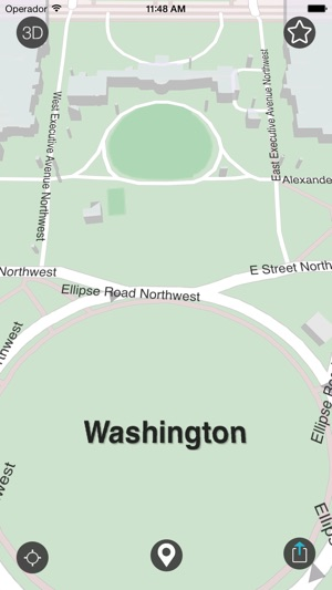 Washington DC Offline Map on the App Store