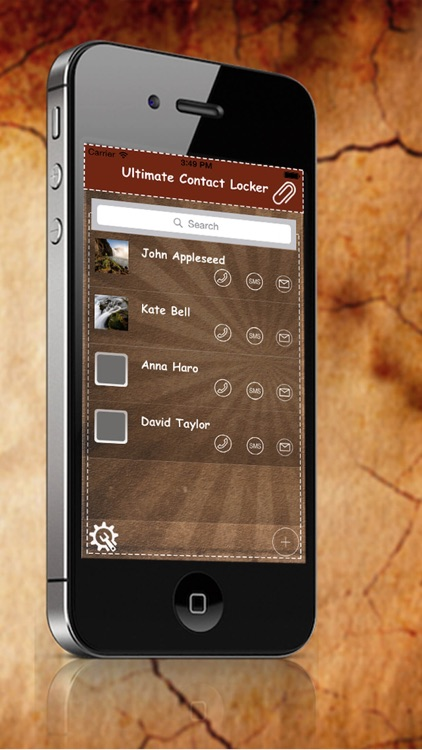 Contact Locker-Protect Private Contacts And Hide Full Locker Pro screenshot-3