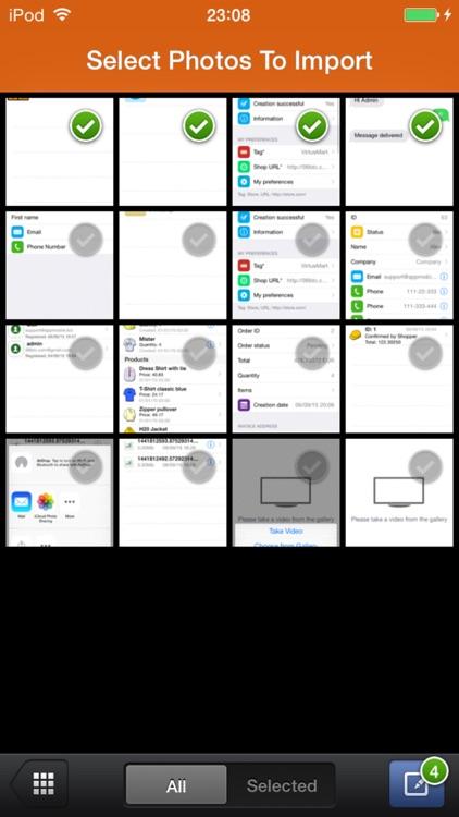 Photo-Safe screenshot-3