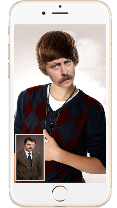 Make your Look Like top celebrity and superheroes and Macho man for fun screenshot two