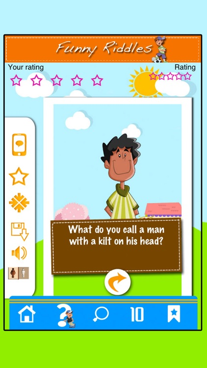 Funny Riddles For Kids - Jokes & Conundrums That Make You Laugh! screenshot-3