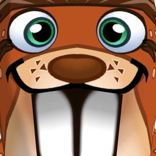 Cartoon Animal Run  - Games for Kids Free