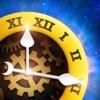 """""""アラームクロックスリープサウンド"""":リラクゼーションや瞑想の音楽、時計、時間、タイマー、睡眠アプリ、催眠、ヨガ、自然"""