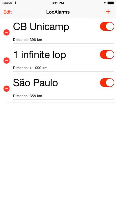 Alarm Location screenshot 3