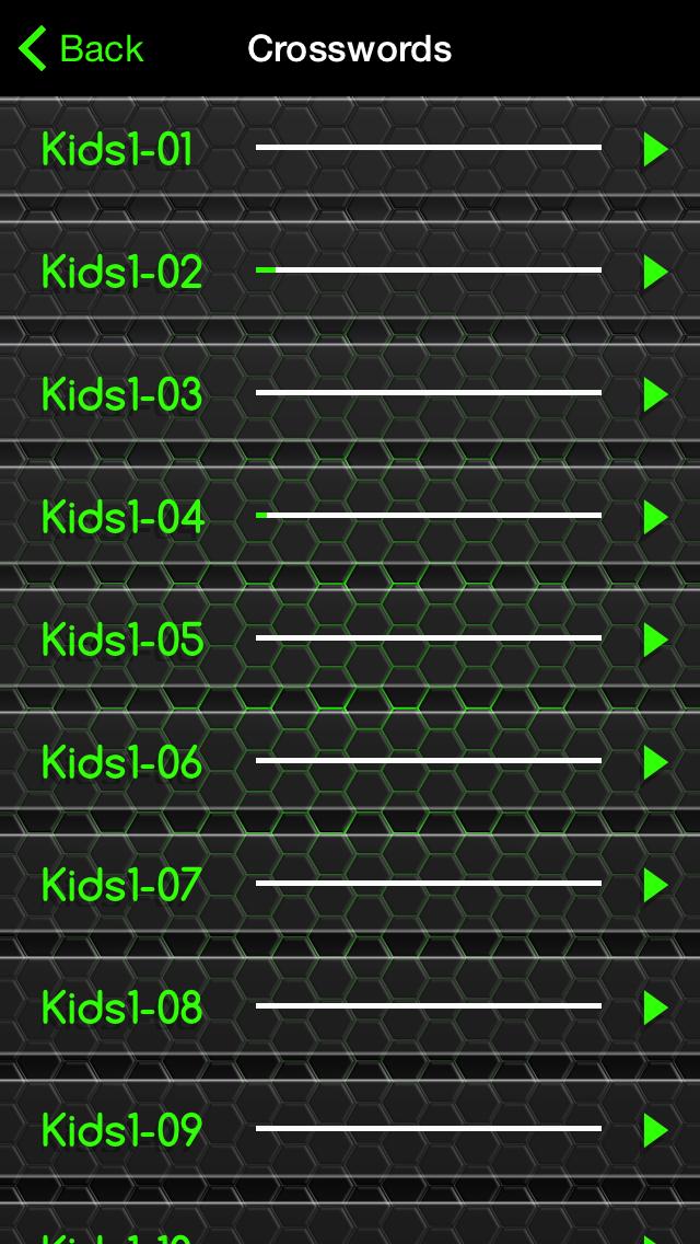 Crosswords for Kids 1のおすすめ画像2