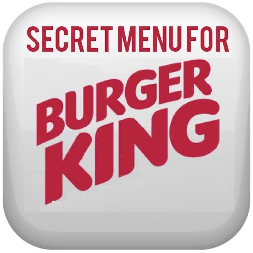 Secret Menu for Burger King