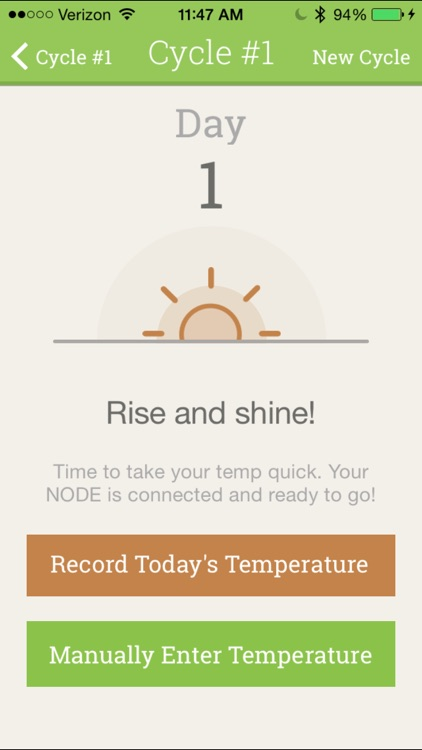 TherMOMeter: BBT Tracking Made Simple