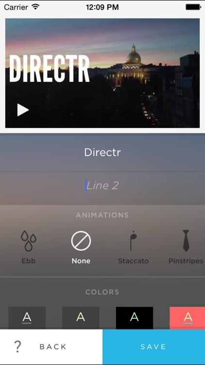 Directr for Business screenshot-3
