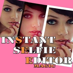 Instant Selfie Photo Edit with Filter, Effect and Share for Facebook, Twitter, Instagram with Friends !!!