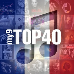 my9 Top 40 : FR charts musicaux