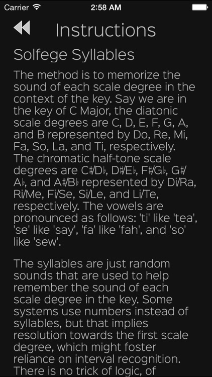 Relative - Absolute Solfege Ear Trainer screenshot-4