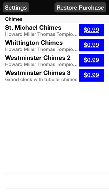 Grand Clock - Chiming Grandfather Clock screenshot-3