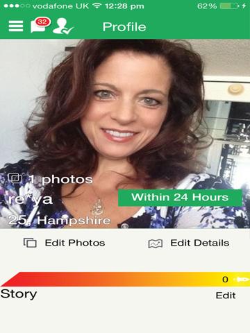 50 plus Dating-App Platonisch datieren