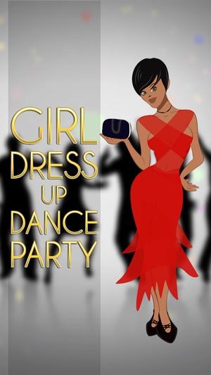 Mädchen Verkleiden Sich Tanzparty - coole Mode für Jugendliche ...