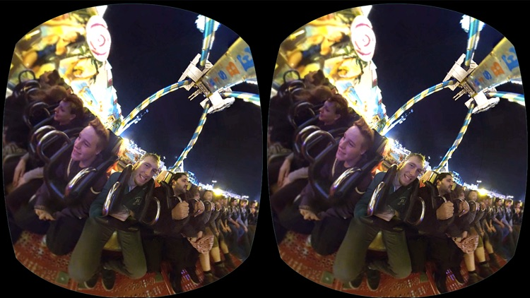 VR Virtual Reality Oktoberfest Carousel Rides screenshot-3