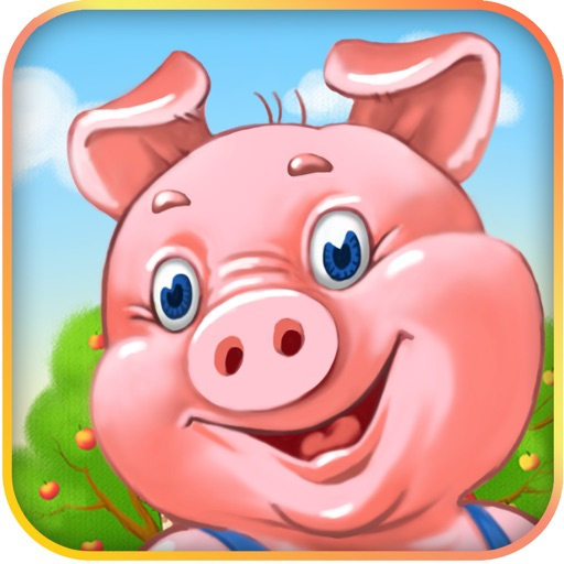Happy Pig Run icon