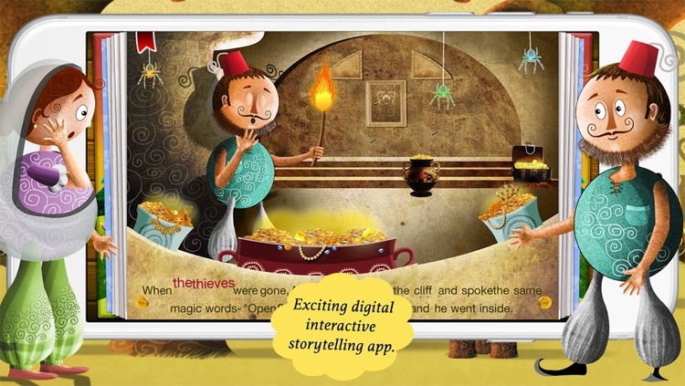 Alibaba and The Forty Thieves by Story Time for Kids