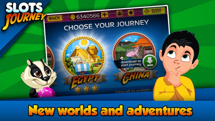 Slots Journey screenshot-3