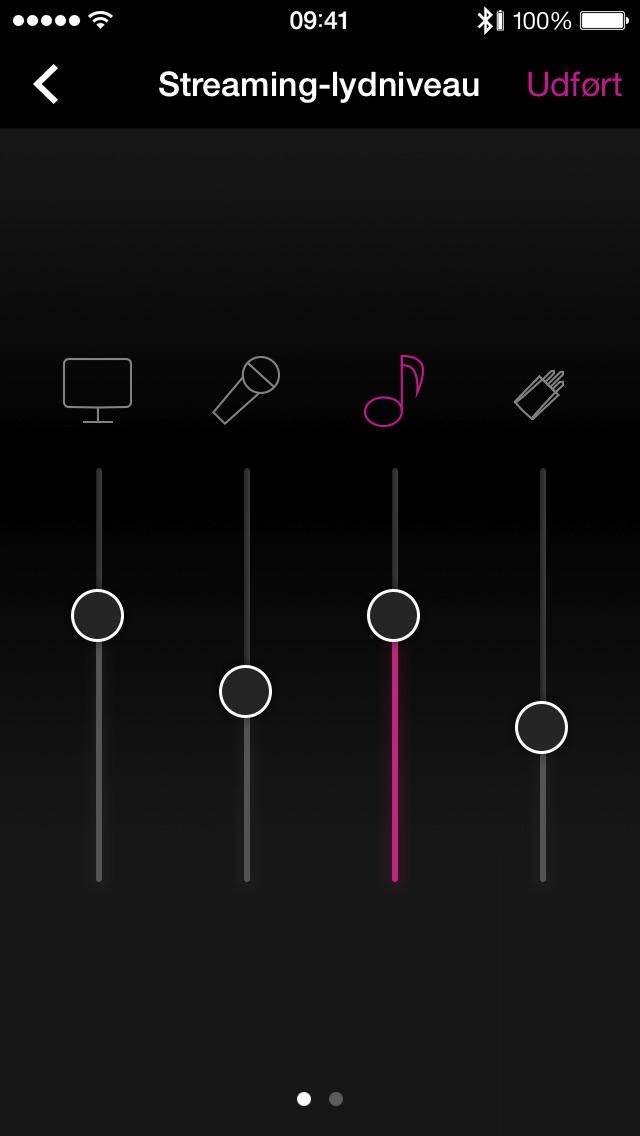 Screenshot for Oticon ConnectLine in Denmark App Store
