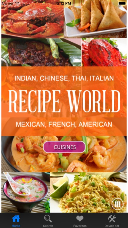 Recipe World Pro
