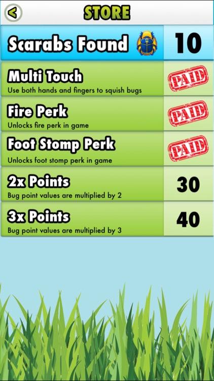 Bug Wild Lite screenshot-4