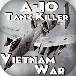 Vietnam War. A-10 Tank Killer II - Combat Flight Simulator