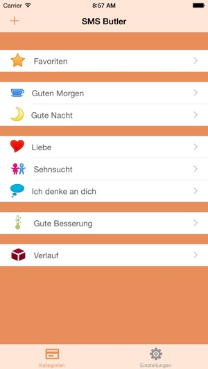 Sms Butler Die Besten Sms Nachrichten Im App Store