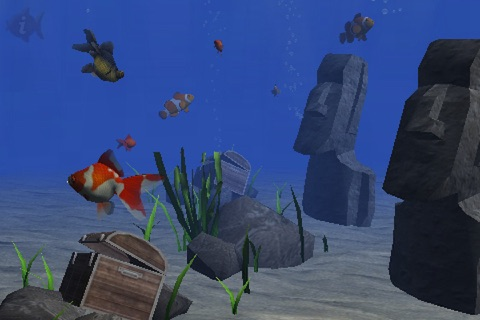 my Fish 3D Virtual Aquarium (Gold Edition) screenshot 4