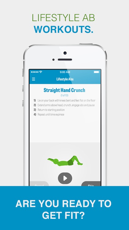 Lifestyle Ab Workout Pro screenshot-4