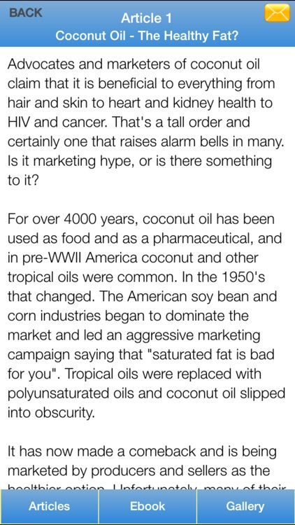Coconut Oil Guide - All About Coconut Oil For Your Hair and Healthy! screenshot-4