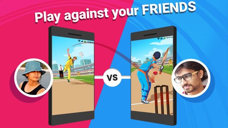 Multiplayer Cricket Live