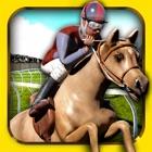 無料実行中競馬 - 3D レーシングレイシスゲーム&ジャンプ icon