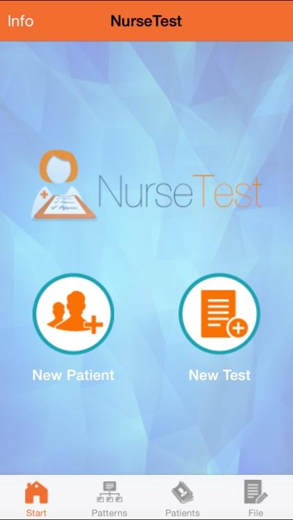 Nurse Test Lite - Nursing and Paramedic healthcare questionnaire
