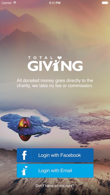 Total Giving