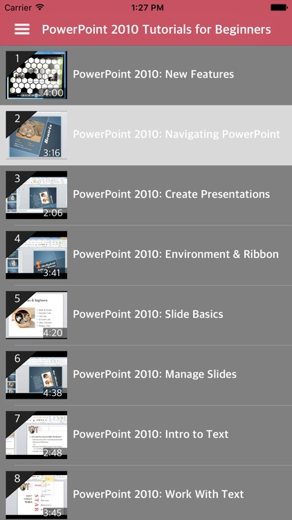 MS PowerPoint Tutorial HD: Learning Microsoft PowerPoint For Video  Tutorials | Training Course for Microsoft PowerPoint Pro by Phuc Van