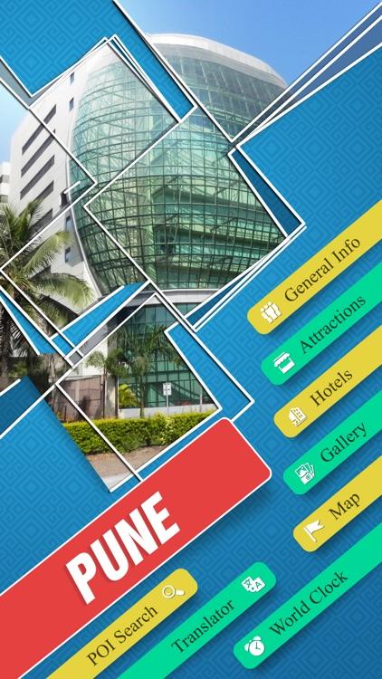 Pune City Offline Travel Guide