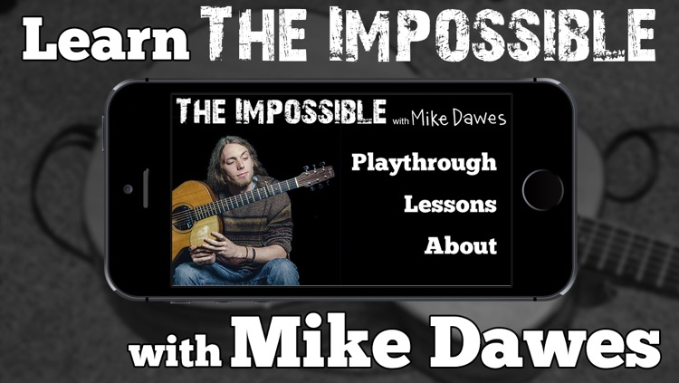 Learn The Impossible with Mike Dawes screenshot-0
