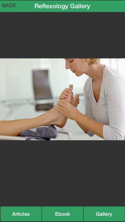 Reflexology Guide - Everything You Need To Know About Reflexology Massage ! screenshot-3
