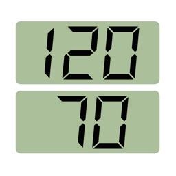 120/70: Blood Pressure Logging Helper