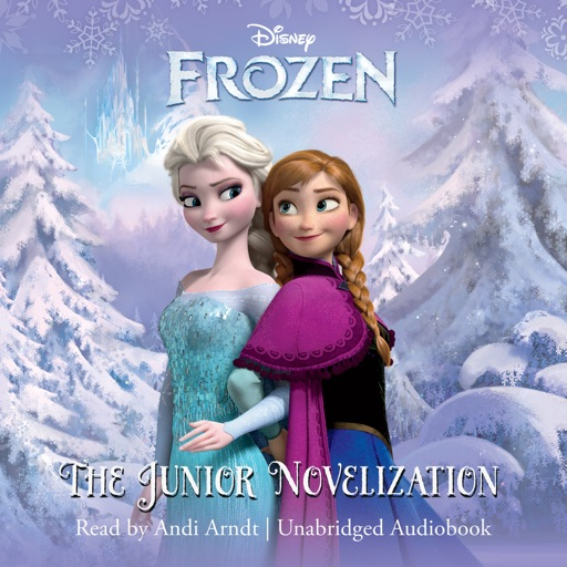 Frozen: The Junior Novelization (by Disney Press) (UNABRIDGED AUDIOBOOK)