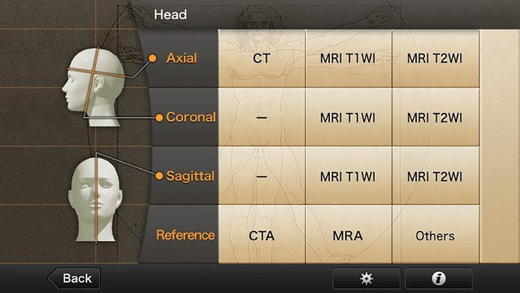 Interactive CT and MRI Anatomy
