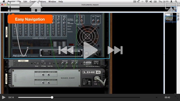 Instruments Course For Reason screenshot-3