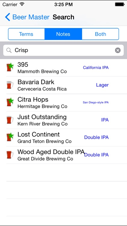 Beer Master screenshot-4