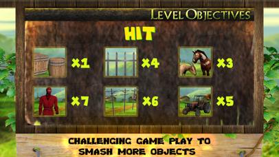 Crazy Goat Attack 3D screenshot three
