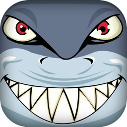 A I ate color fish Bounce – Big Hungry Bull-Shark Attack Fast Avoider Rush PRO