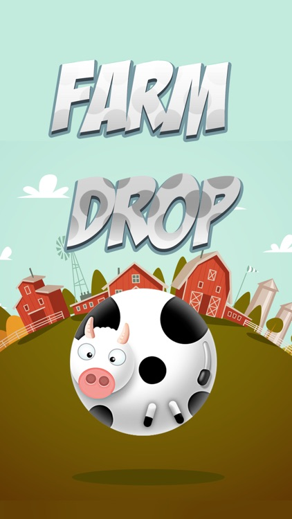 Farm Drop - Elemental Cow Survive