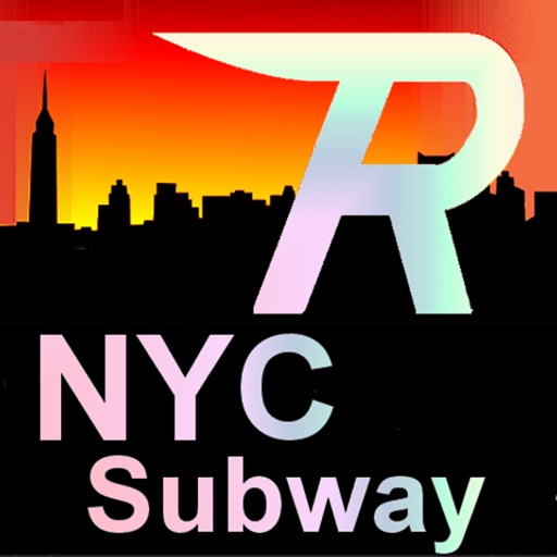 NYC Subway Trip Planner - Works Offline