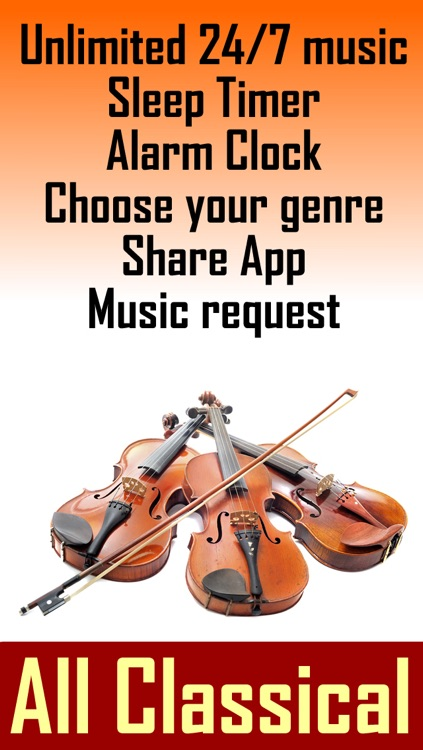 Classic music 24/7 classical music collection - Tune in to the best concertos , sonatas & symphonies from live radio FM stations screenshot-3