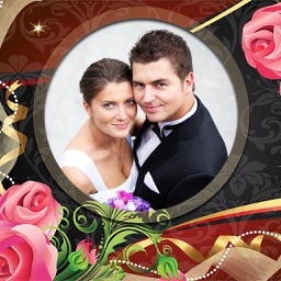 Wedding Photo Frames Montage